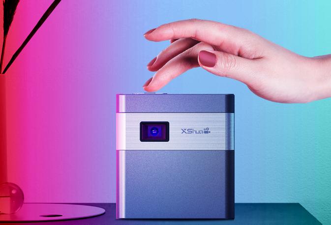 小帅iBox KK,一台专为年轻人设计的便携投影机