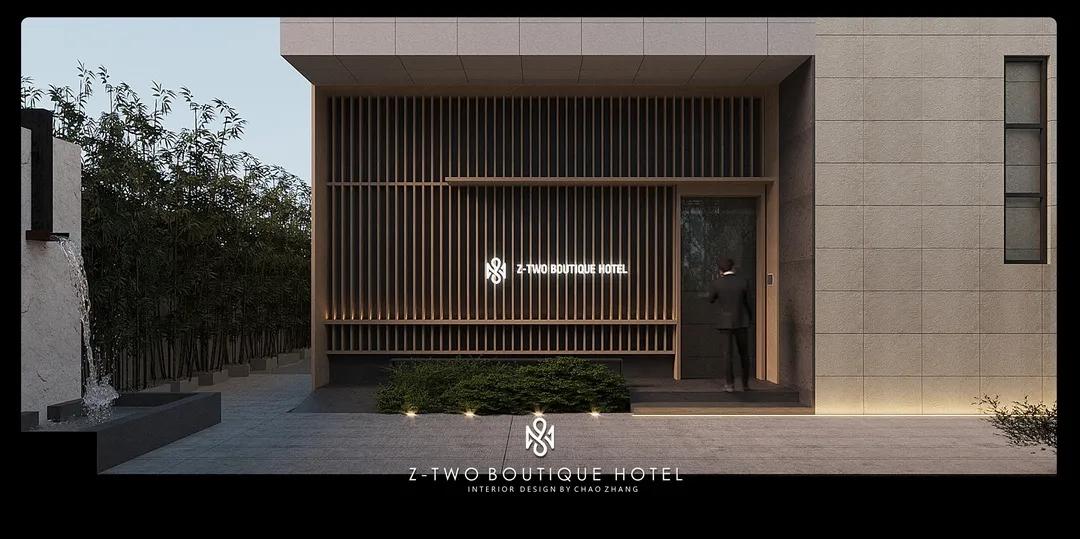 孜图酒店,在禅意古典中探寻与智能科技的完美融合